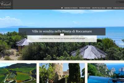 Luxury properties for sale in Italy
